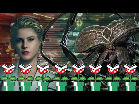 Yateveo Plant Mechanics / Resident Evil Resistance