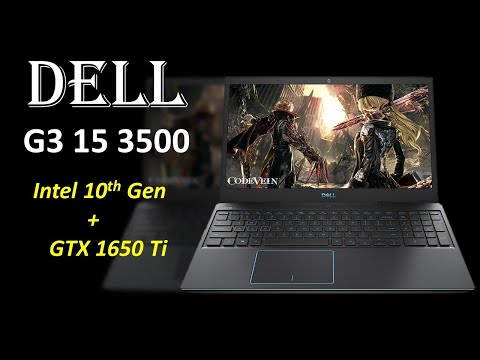 Dell Inspiron 15 3500 Gaming Laptops - Intel 10th Gen + 1650 Ti - All Details