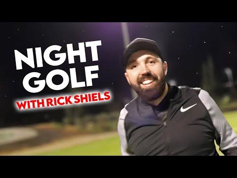 FULL NIGHT GOLF COURSE VLOG - Academy Course - Amendoeira