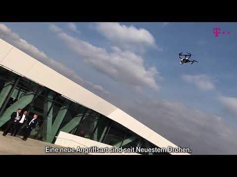 Social Media Post: Drohnen für Zulieferindustrie