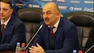 """Станислав Черчесов. """"Мы строим систему"""""""