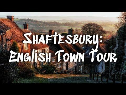 Shaftesbury Town Tour || Dorset, England