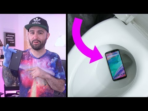 Download Youtube: OnePlus 5T Water Torture Test... Does it Survive?!