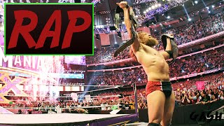 RAP DO DANIEL BRYAN - TRIBUTO | Gash