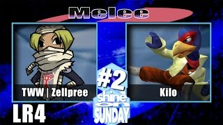 Shine on Sunday #2 - TWW | Zellpree vs Kilo - LR4