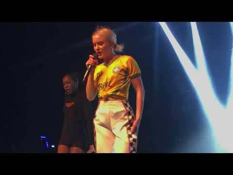 Zara Larsson - Ain't My Fault    in São Paulo Brazil at  Club