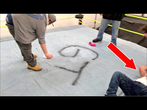 GTS DESTROYS RWA ARENA nWo STYLE! Real Life Confrontation GONE WRONG!