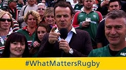Star in Aviva's next ad - #WhatMattersRugby