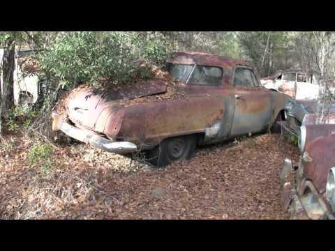 67 Nova: South Carolina Classic Car Junkyard