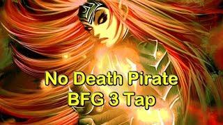 No Death Pirate BFG 3 Tap Cap | World of Warcraft Legion (WoW) 7.3.5 - BG #10