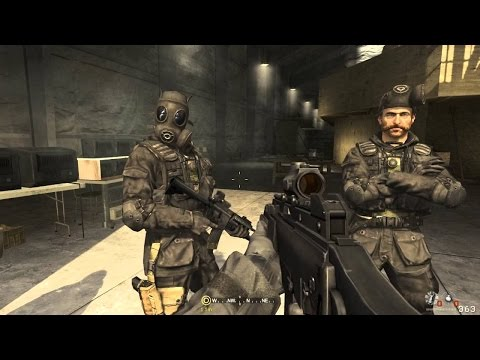 Cara Download Game Call of Duty 4