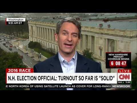 Ken Cuccinelli on CNN   February 9, 2016