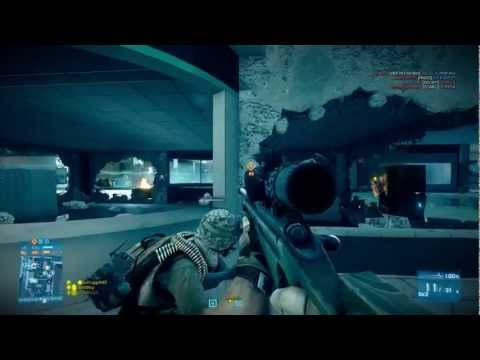 SV98 Metro Farm - Battlefield 3 Gameplay | by DavidNsy