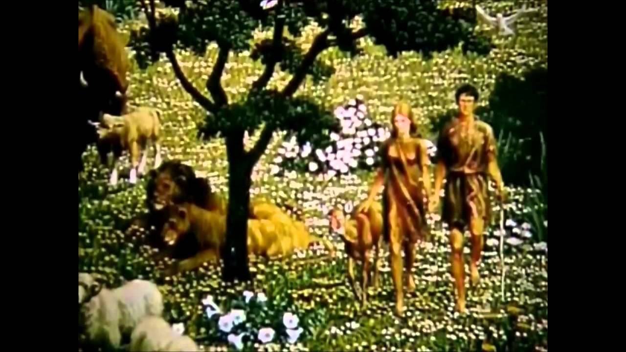 Adam Eve In The Garden Of Eden Youtube