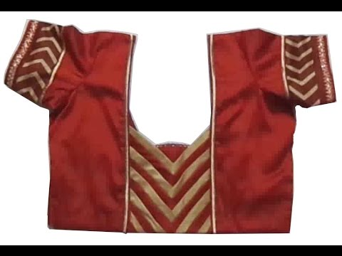 Youtube Blouse Neck Designs 57