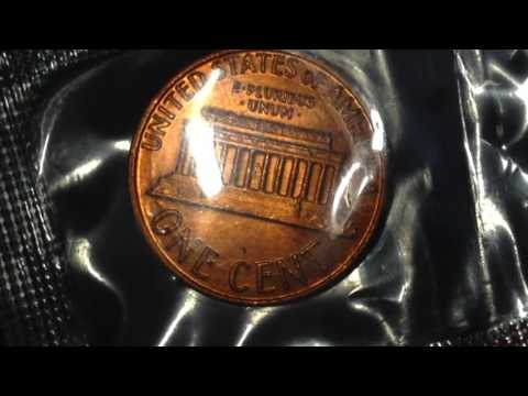 1975D Uncirculated Lincoln Penny value is up to $9