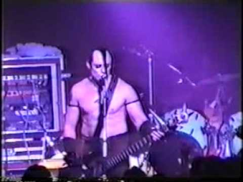 Misfits - Horror Business Live in Alberta, Canada 2000