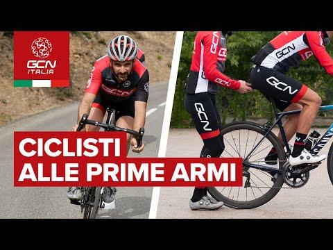 Consigli base per ciclisti alle prime armi