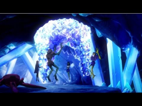 Download Young Justice Phantoms 4x03: The Wedding Canopy|Emry J'ohnzz Gets Angry At M'GANN|