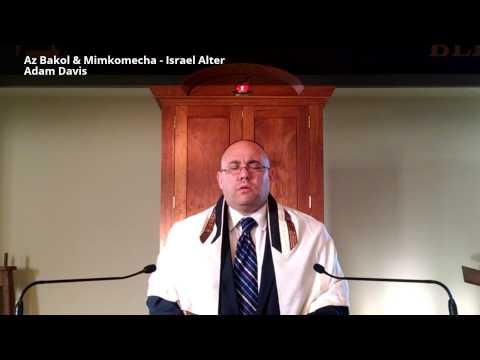 Az Bakol & Mimkomecha - Israel Alter