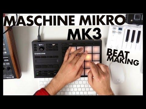 Maschine Mikro MK3 - Sample based beatmaking! Mp3