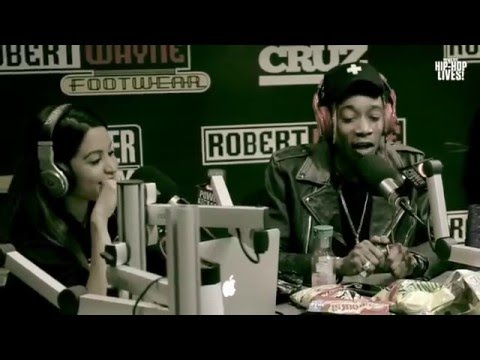 Wiz Khalifa Sings Adele - Hello With A Twist REPEAT