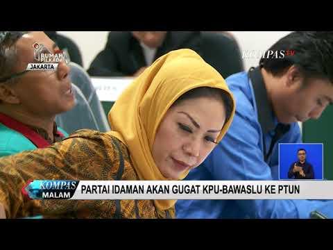 Partai Idaman Terancam Gagal Ikut Pemilu 2019