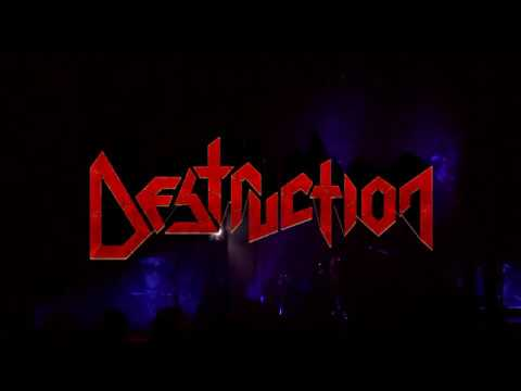 Destruction - Live at Opera 15.02.2018