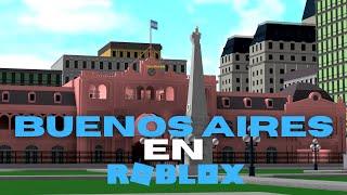 Buenos Aires en Roblox? Roblox | [AR] Buenos Aires, Argentina - Roblox