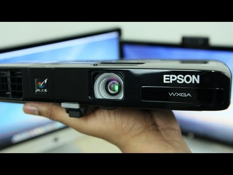 Review: Epson Powerlite 1761W Projector