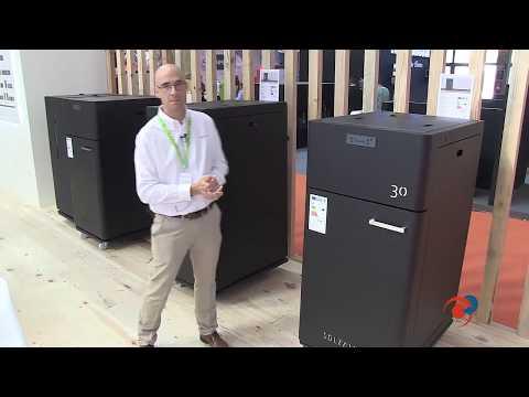 Estufas De Pellets, Insertables Y Equipos De Biomasa Con Control Wi Fi De Solzaima
