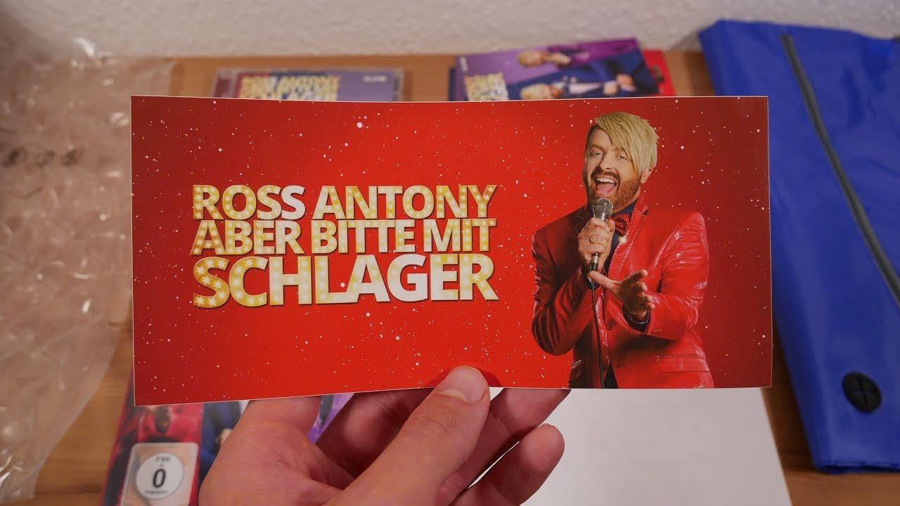 Ross Antony Aber Bitte Mit Schlager Fanbox Youtube