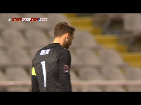 Cyprus Slovenia Goals And Highlights