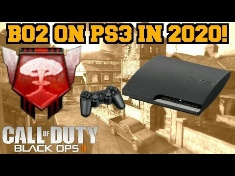 Black Ops 2 On PS3 In 2020! 8 Years Later! (FLAWLESS NUCLEAR, BO2, Playstation 3)