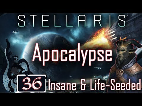 Sleepers Awaken - Stellaris: Apocalypse Pre-Release Series - Drakonian Imperium - #36 - Insane