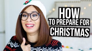 5 Ways To Prepare For Christmas! | MyLifeAsEva