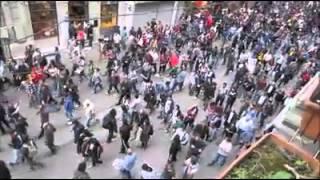 Gezi Parkı Yıldönümünde İstiklal'de Polisten Sert Müdahale