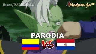 COLOMBIA VS PARAGUAY ELIMINATORIAS (PARODIA)|MONTAJE LATINO
