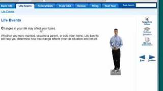 TaxACT tax preparation software