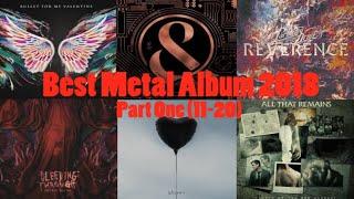 Top 20 Best Metal Album of 2018? (11-20) - Part One
