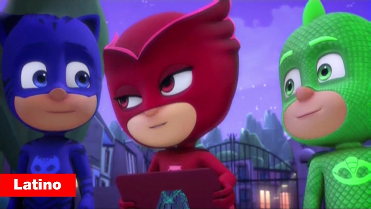 Ululette supersonica pj masks en espa ol latino capitulos completos youtube - Completo letto pj masks ...