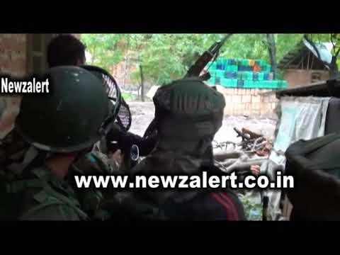 SSP shopian making announcement of loudspeaker requesting militants for surrender