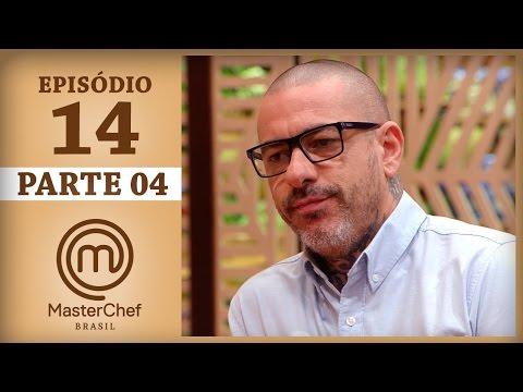 MASTERCHEF BRASIL (06/06/2017) | PARTE 4 | EP 14 | TEMP 04