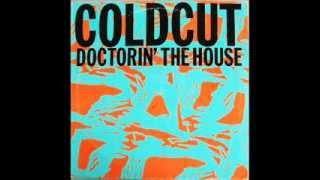 COLDCUT FEATURING YAZZ & THE PLASTIC POPULATION - DOCTORIN THE HOUSE