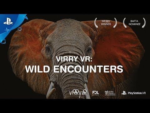 Virry VR: Wild Encounters – Launch Trailer | PS VR
