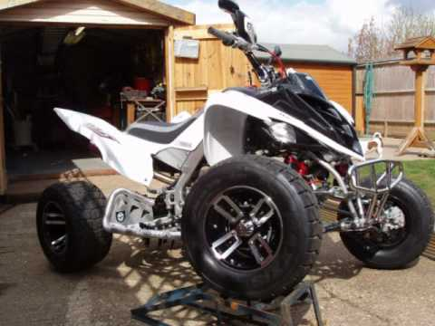 Whaat Are The Biggest Yamaha Atv Is Made