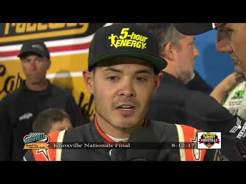 Knoxville Nationals Victory Lane Interviews!