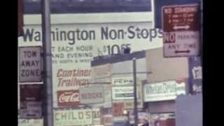 New York in the 1970s, filmed in Super 8 by Irving Schneider