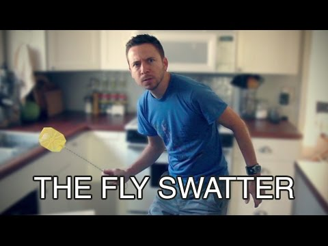 When You Get A Voice Activated Fly Swatter Wack Meme