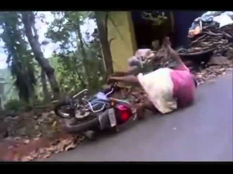 MANKATHA AJITH BIKE SCENE COMEDY Travel Video